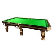 北京伯爵美式台球桌BJ-033金色