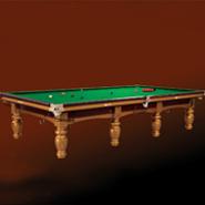 广州伯爵金至尊斯诺克台球桌