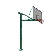 1007地埋式方管篮球架