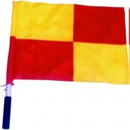 足球裁判旗